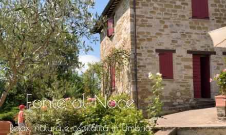 Fonte al Noce – Casa Vacanze a Gubbio