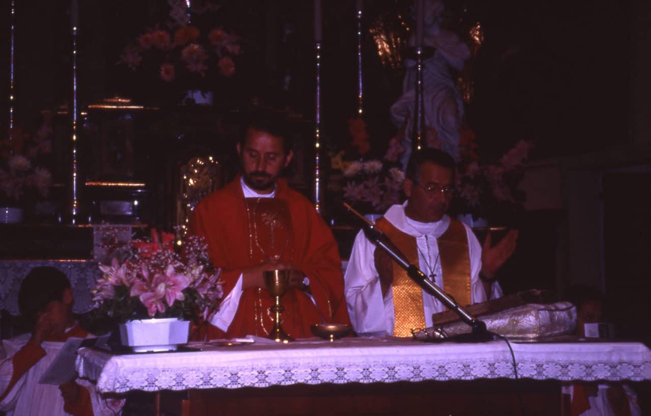 Campo Adolescenti 1994 IMC - Foto P.Ernesto P.Mario