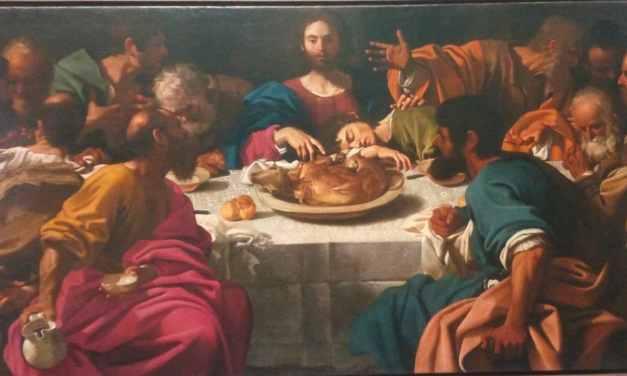 PASSIONE DI GESÙ SECONDO L'EVANGELISTA MARCO