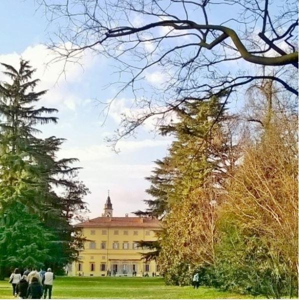 Parco di Villa Annoni Cuggiono - Obbiettiva