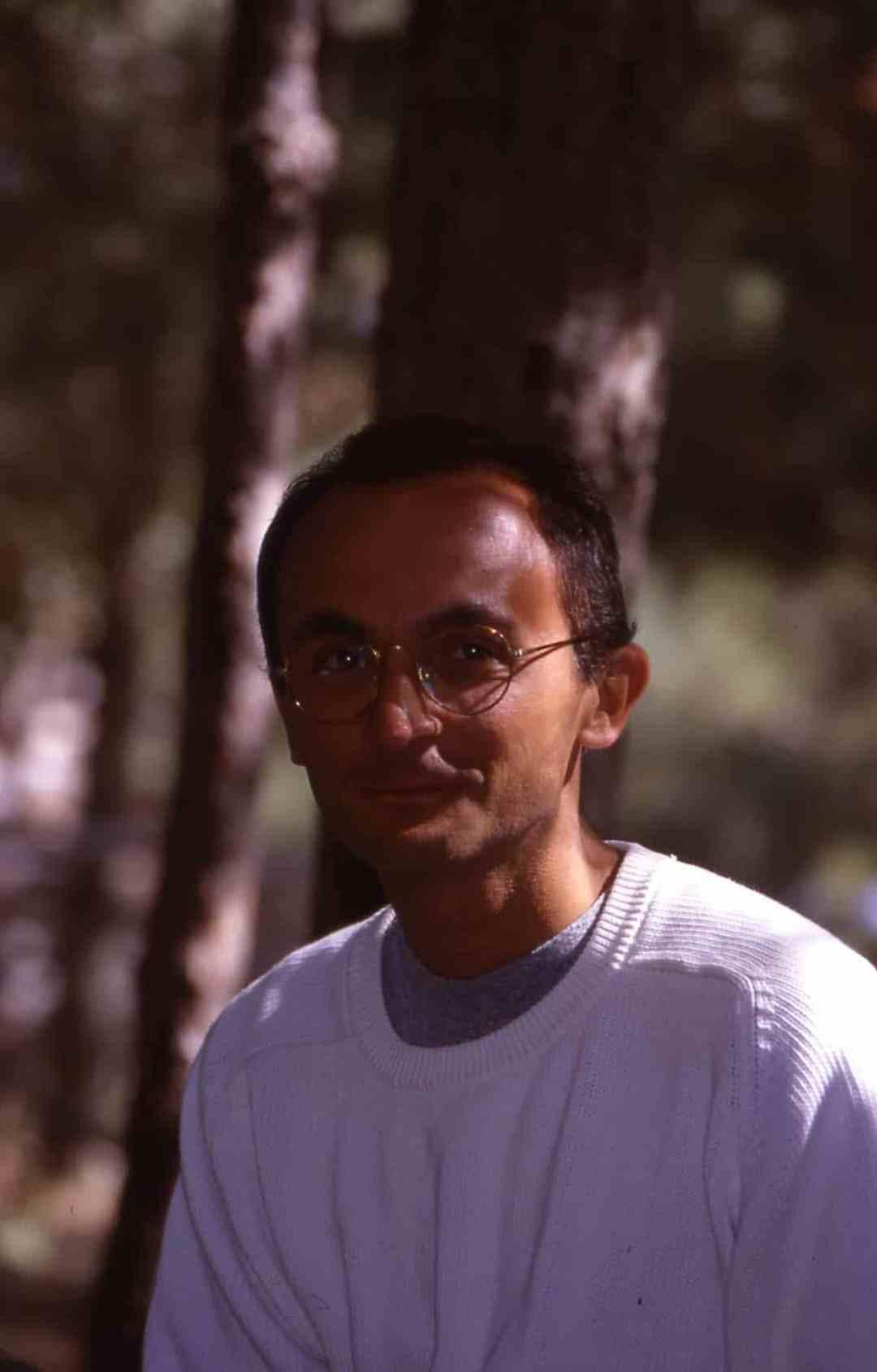Lungo la via - Campo Santa Venere 1998