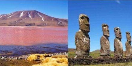 Bolivia Cile e Isola di Pasqua