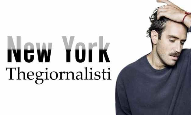 Thegiornalisti – New York