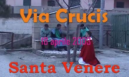 Via Crucis a Santa Venere – Aprile 2003