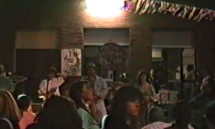 Concerto H2O all'Istituto Maria Ausigliatrice 1991