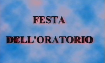 Festa dell'oratorio
