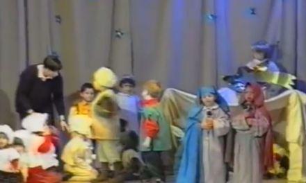 Il Natale di Paolino – Festa di Natale Asilo 1996