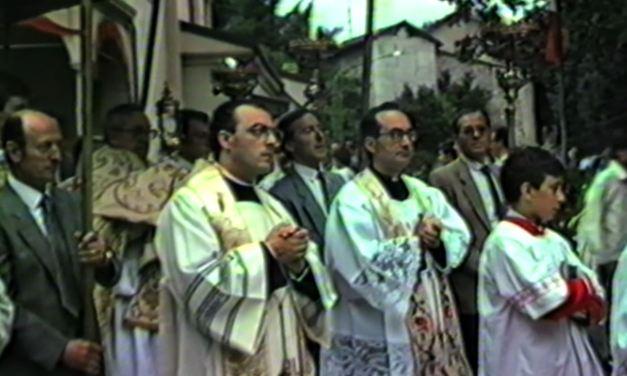 Processione 40° Don Adriano
