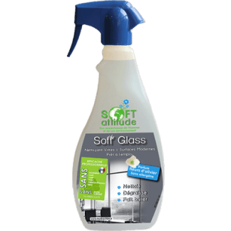 Nettoyant vitres prêt à l'emploi ecocert Soft Glass pulvérisateur 750ml