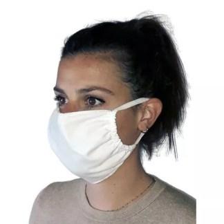 Masque de protection tissus réutilisable 10-lavages