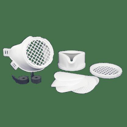OCOV masque de protection avec filtres réutilisables