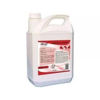 nettoyant sanitaire 5 litres