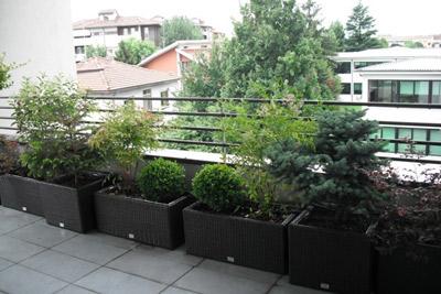Crea il verde  Bergamo  Allestimento chiese terrazzi e stand fieristici
