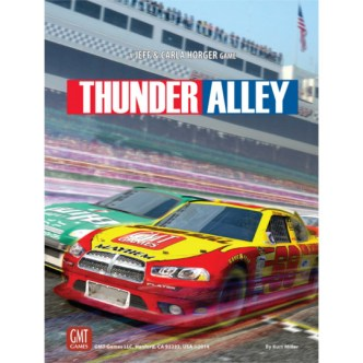 Thunder Alley Cover