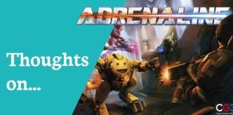 reviews adrenaline
