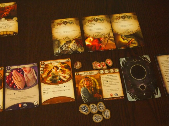 Arkham Horror Battle