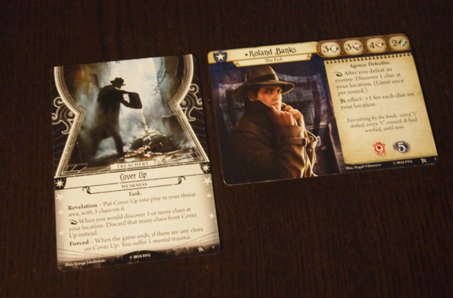 Arkham Horror Weakness