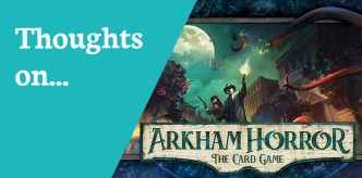 Reviews Arkham Horror Card Game