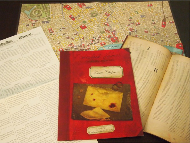 Consulting Detective case