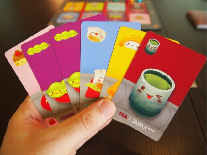 Sushi Go Party Hand