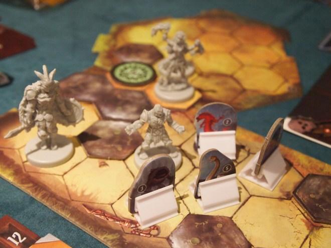 Gloomhaven Fighting