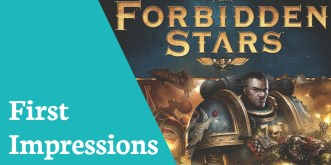 First Impressions Forbidden Stars