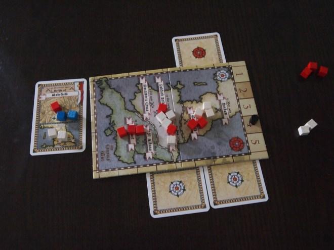 Cousins War Game