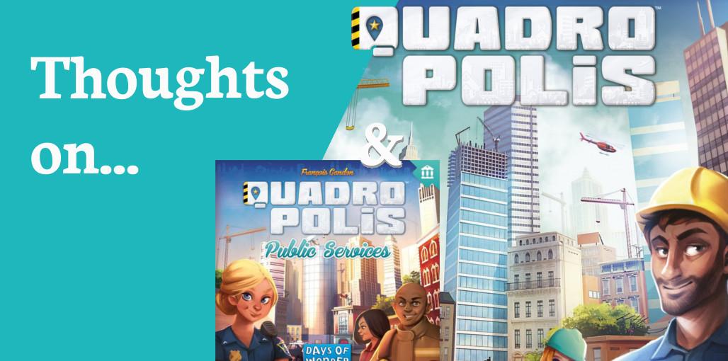 Quadropolis & Public Services Reviews – Creaking Shelves image