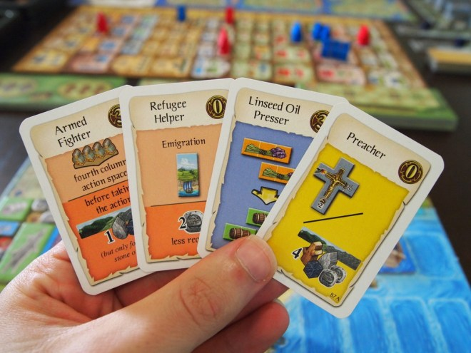 Feast for Odin cards