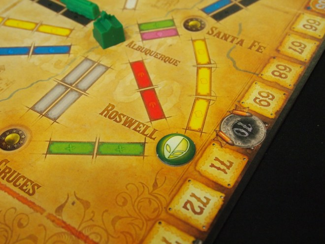 Ticket To Ride Old West Alvin