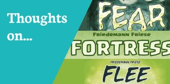 Reviews Fear Fortress Flee