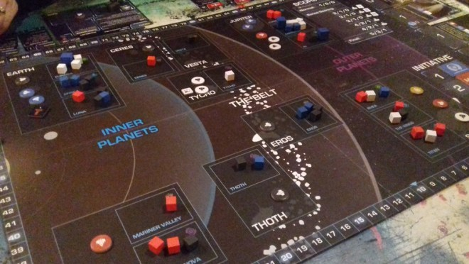 The Expanse Board