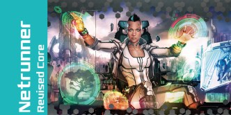 Netrunner Revised Core Review