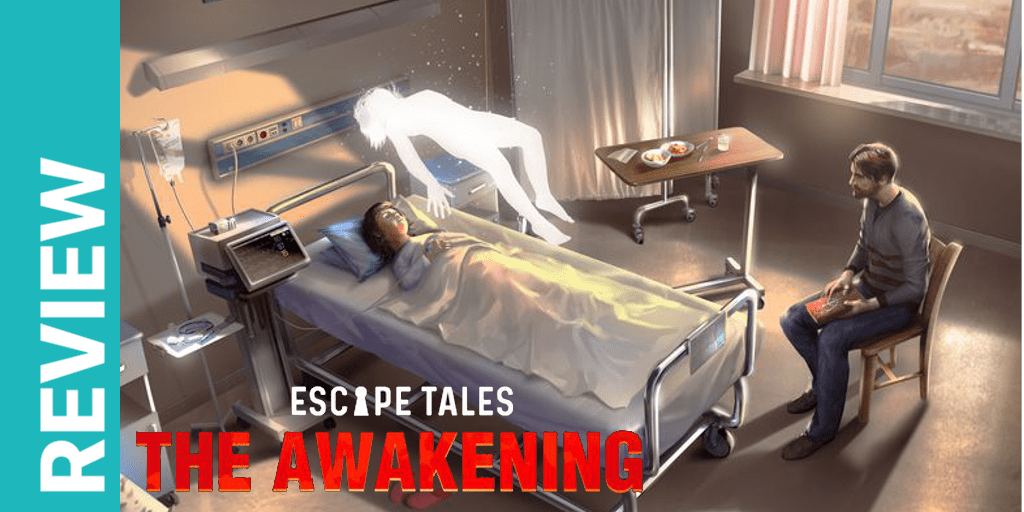 Escape Tales: The Awakening Review – Creaking Shelves image