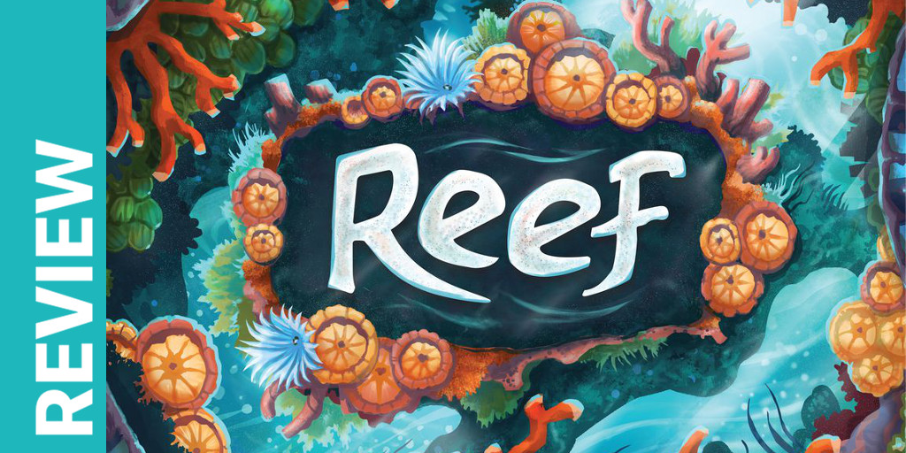 Reef Review – Creaking Shelves image