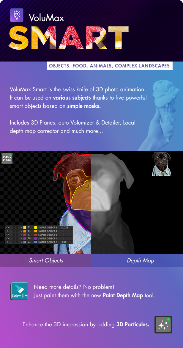 VoluMax - 3D Photo Animator - 8