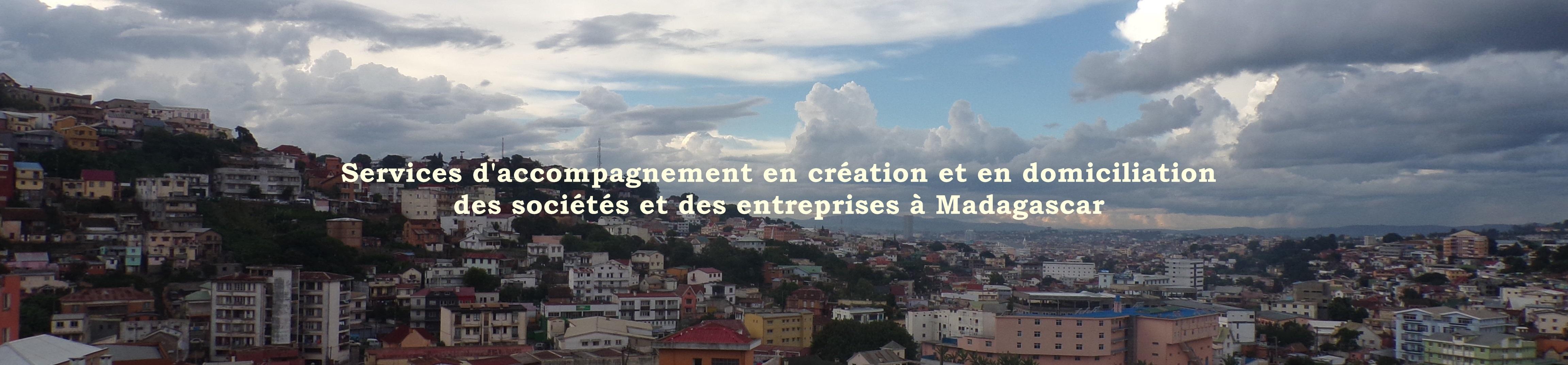 Professionnel de la création d'entreprise à Madagascar