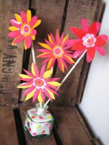 Bouquet Fleurs Petits Suisses