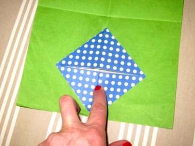 diy carte pop-up poisson d'Avril