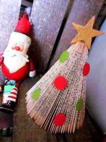 diy-mini-sapin-Noel-livre-de-poche-Creamalice