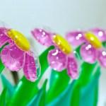 Fleurs gonflables Jeff Koons