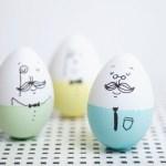 diy déco oeufs de Pâques
