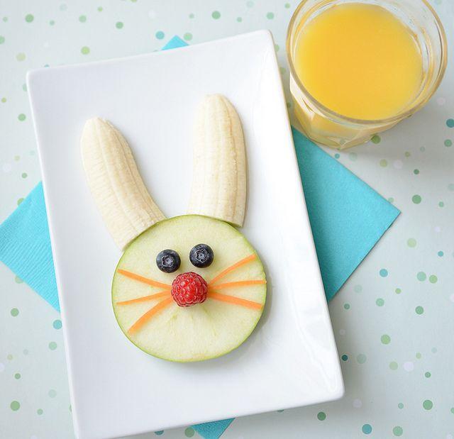 fun food Pâques