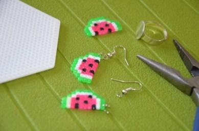 diy-parure-pasteque-mini-perles-hama
