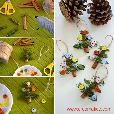 deco sapin diy