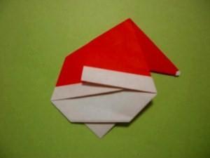 diy_pere_Noel_origami