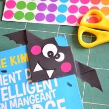 diy-chauve-souris-marque-page-origami