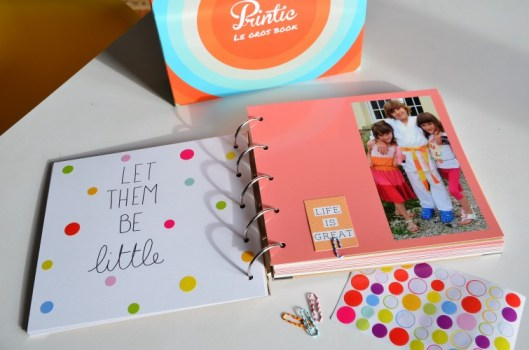 Gros Book Photos DIY Printic