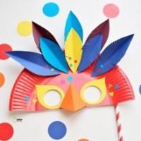 Inspi {DiY} Masques Carnaval