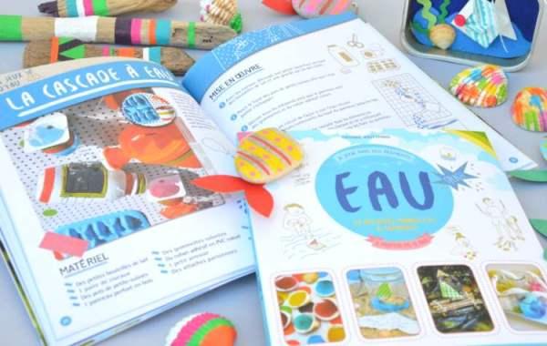 livre Jeunesse Rusti'Kid: 24 expériences ludiques et créatives avec l'Eau